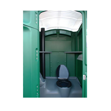 Larry's Latrines Construction Unit Interior